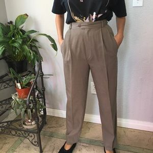 Vintage trousers from Courtyard LA! XS.
